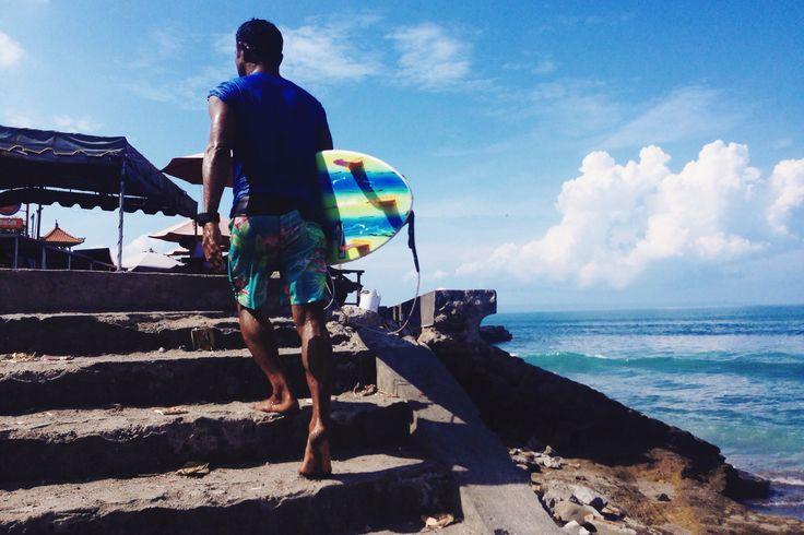 Bali island, Indonesia  by Iphone 5