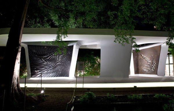 The Secret Garden of Zaha Hadid and Paola Navone