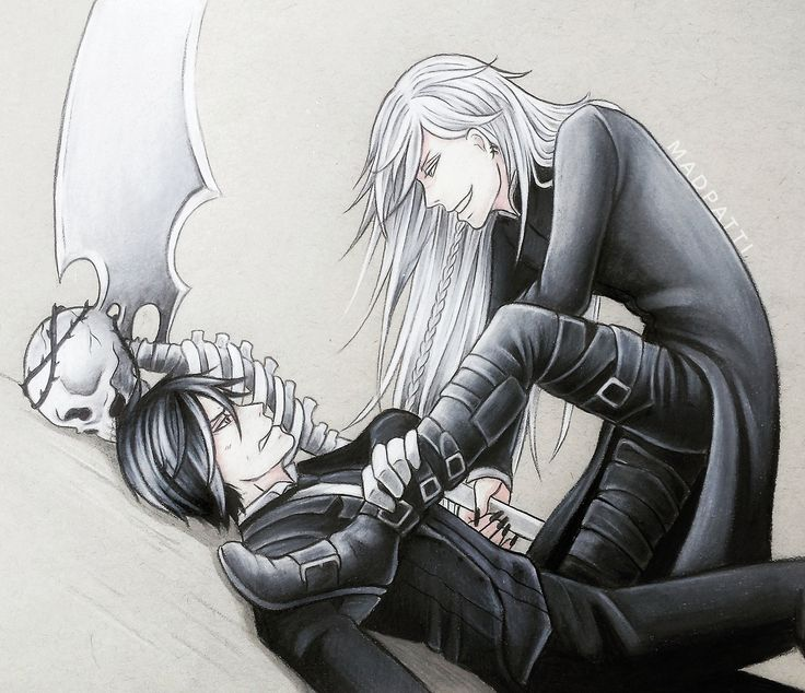 #Undertaker #Sebastian