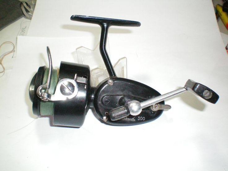 vintage fishing reels | Vintage Garcia Mitchell 300 spinning fishing reel