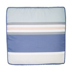 Stripe Outdoor Chair Pad