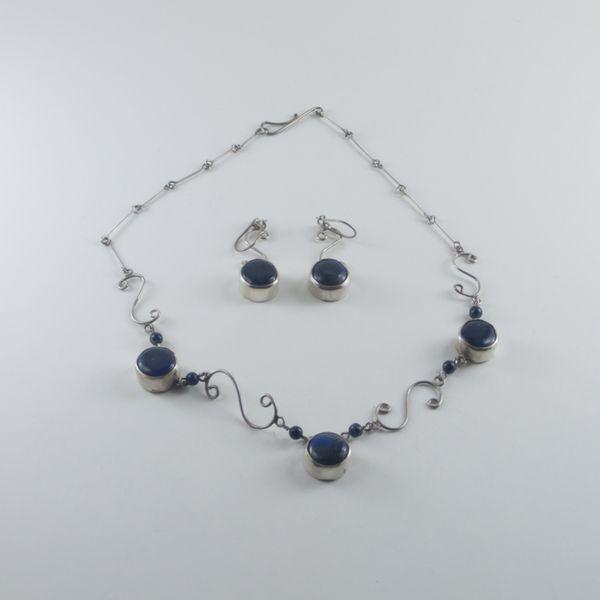 Anadolu Motifli Takım (Anatolian Motif set) - ZFRCKC Jewelry Design - www.zfrckc.com
