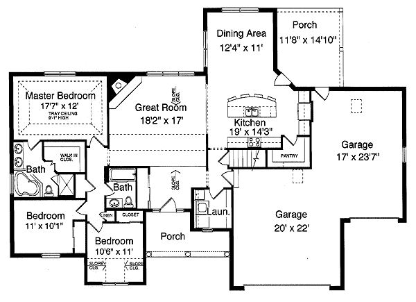 25 best images about House Plans on Pinterest Floor