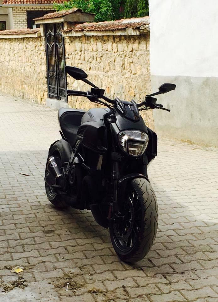 Great Ducati Diavel Black Amazing Design