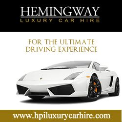 Rent luxury cars in Europe