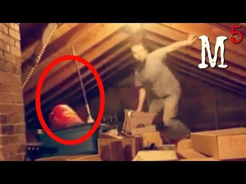 5 Nightmarish Videos Of Ghost Caught On Camera