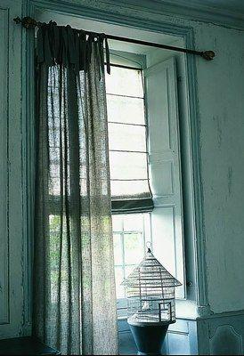 Rideau et store, AMPM/La Redoute - Déco : Rideaux et stores - En plus d'un bel effet de transparence, cet ensemble plus léger qu'un souffle apportera à votre fenêtre une harmonie poétique et singulière. AMPM chez La Redoute Le rideau...