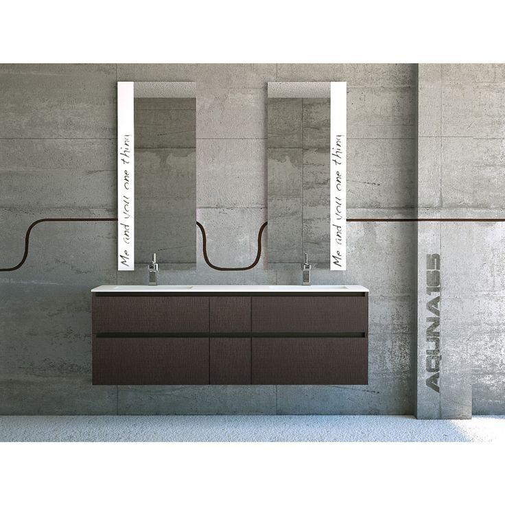 36 best mobile bagno images on pinterest | moma, bathroom ideas ... - Lavabo Per Top