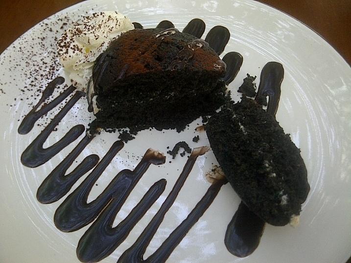Oreo Whoopie Pie at Kitchenette