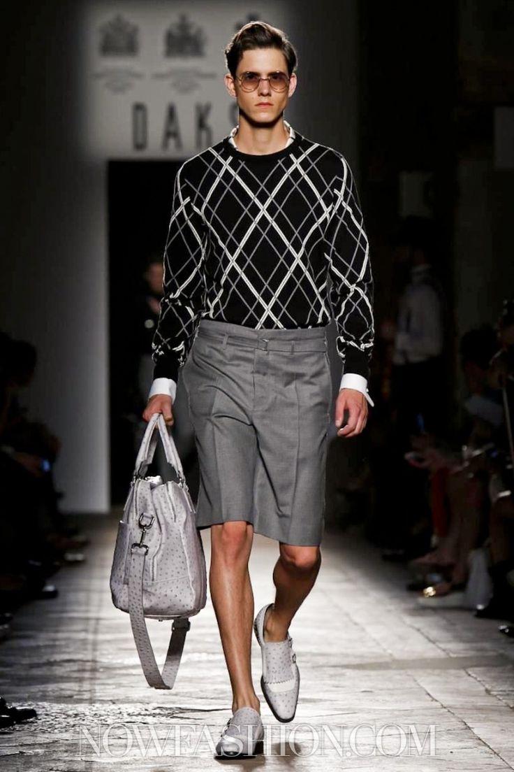 Daks Menswear Spring Summer 2014 Milan