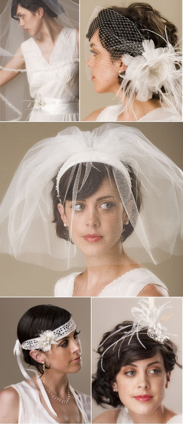 144 best bridal veils/headpieces images on pinterest | hairstyles