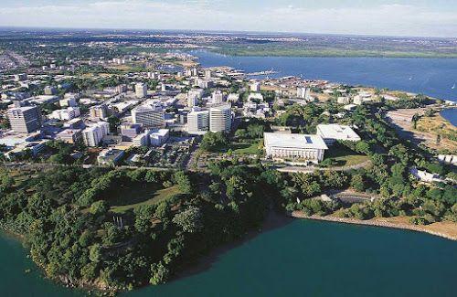 Cidades em fotos: Fotos de Darwin – Austrália