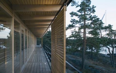 Seaside Cottage Kustavi Sigge Architects Ltd.