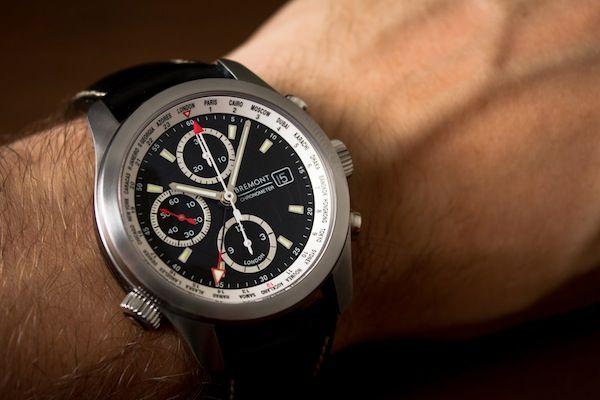 Bremont ALT1 WT World Timer Watch Review wrist time watch reviews