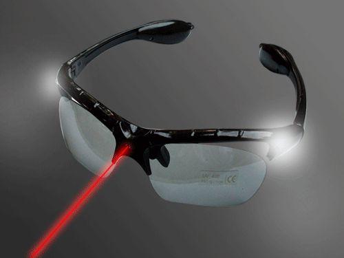 Γυαλιά με λέιζερ για άτομα μειωμένης όρασης