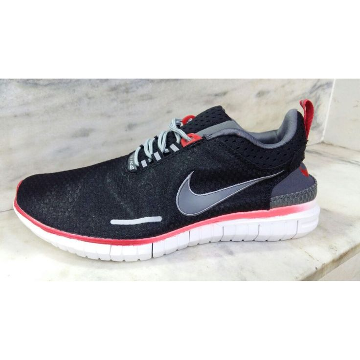 Nike Free Run OG Breathe Black Pink Running Shoes