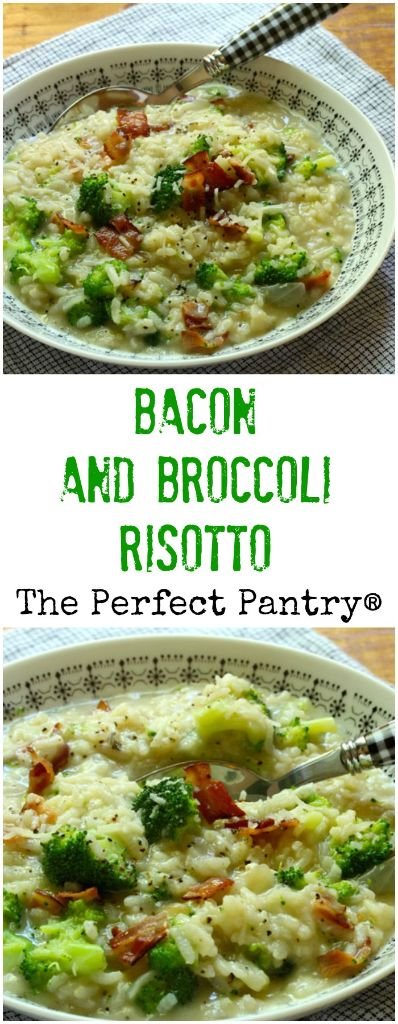 Bacon and broccoli marries salty, and crunchy, and creamy. #glutenfree