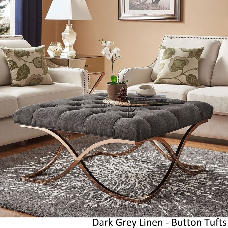 Neptune Coffee Table With Storage Ottomans: 1000+ Ideas About Square Ottoman On Pinterest