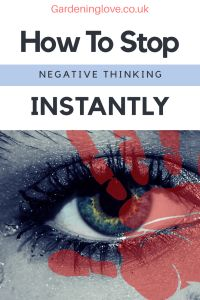 Learn how to stop negative thinking in its tracks with this powerful technique. Stop negative thinking once and for all and live a healthy, happy life.