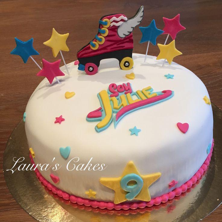 Soy Luna birthday cake  Gâteau anniversaire Soy Luna  Cake design