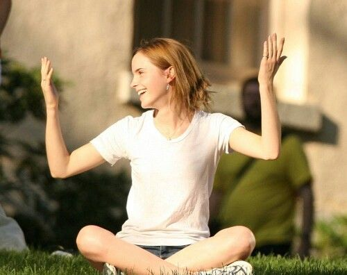 Emma Watson - She's so cute!