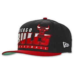 Chicago Bulls Slice Snapback Hat