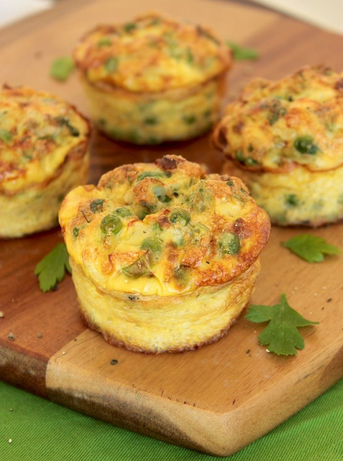 TheseGreen Veggies and Feta cheese Mini Frittatas are a greatvegetarian appetizer recipe! – Frittata is an egg-based Italian dish similar to an omelette or crustless quiche, with minor differences: – The eggs are beaten vigorously to incorporate  air than the usual omelette, for a fluffier result. – The optional and customizable ingredients are added …