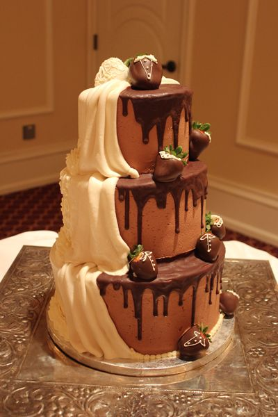 white choc ganache wedding cakes 1000 images about cake chocolate on 27238