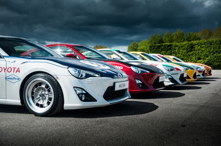 #Toyota #GT86 Classic Liveries | by Toyota UK