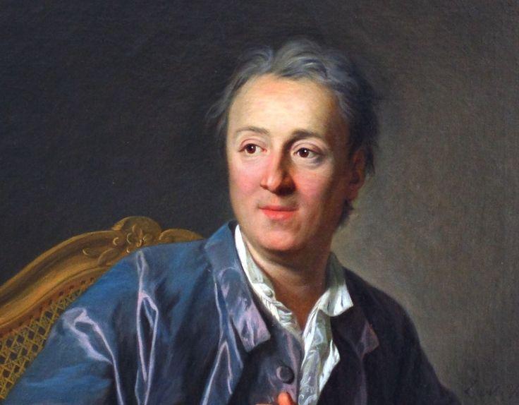 Pensée du Jour - Denis Diderot http://www.blog-habitat-durable.com/pensee-du-jour-denis-diderot/