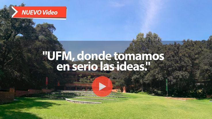 """#VideoNuevo   NUEVA cápsula sobre """"UFM, donde tomamos en serio las ideas."""" con Luis FIGUEROA ¡Conoce las diferentes áreas de la Universidad Francisco Marroquín! 🍃🍂➡ http://akademeia.ufm.edu/home/?page_id=2132&idvideo=WQwgX8Dkclk&idcourse=2729 #MegustaUFM #SoyUFM #UFMSoyAkademeia"""