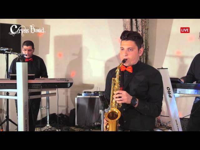 Videoclip Live Instrumental Sax. Formatia Cryss Band pentru nunti, botezuri, petreceri private si corporate, garantia unui eveniment special.