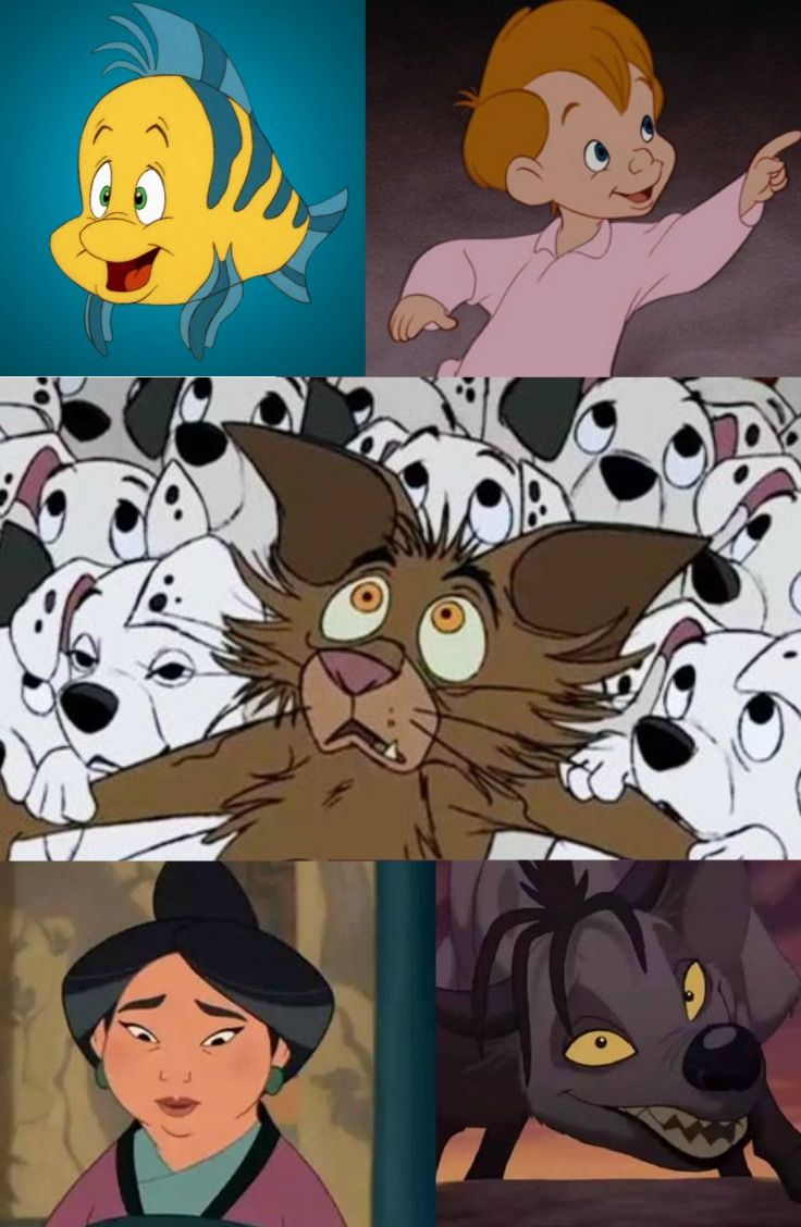 Can You Name These 25 Random Disney Characters?