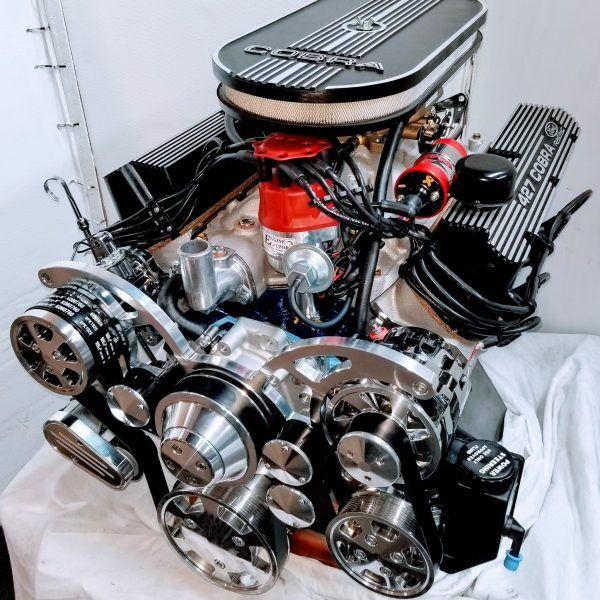 Ford Racing 427 Stroker Crate Engine Leading Supplier Custom Crate Engines In 2020 Cobra Kit Crate Engines Ford Racing