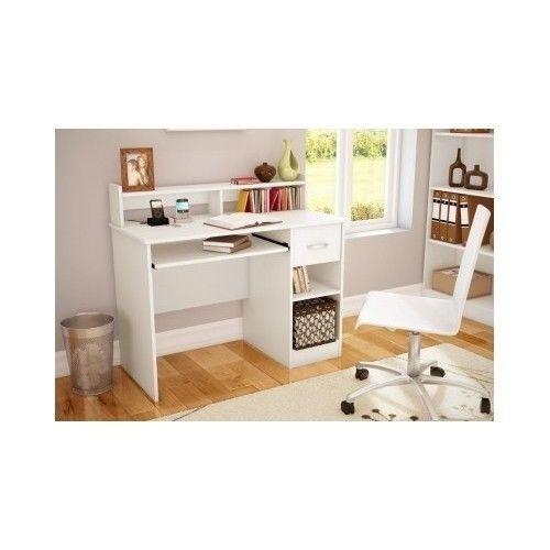 Childs-Laptop-Desk-Room-Organizer-Compact-School-Storage-Hutch-Teen-Bedroom-Home