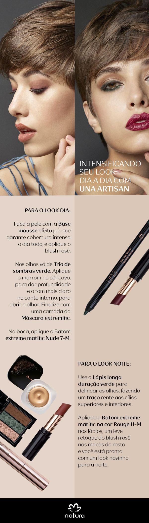 Transforme sua Beleza e fortaleça sua autoestima. Aproveite o melhor da maquiagem. rede.natura.net/espaco/Essencial