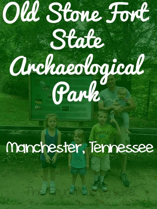 This is one state park you don't want to miss! The Old Stone Fort State Archaeological Park in Manchester, Tennessee