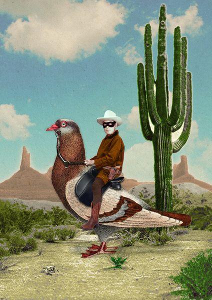 The Pigeon Ranger by Sammy Slabbinck