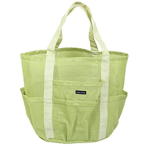 Zoie + Chloe Beach Mesh Tote Bag - 8 Pockets, Zipper, Key... https://www.amazon.com/dp/B01LZCBA4N/ref=cm_sw_r_pi_dp_x_ksfYzbD5M08DB