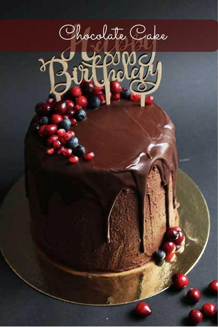 Geburtstag Schokoladenkuchen   – toertchenmadeinberlin.com – Meine Rezepte für Kuchen und Co