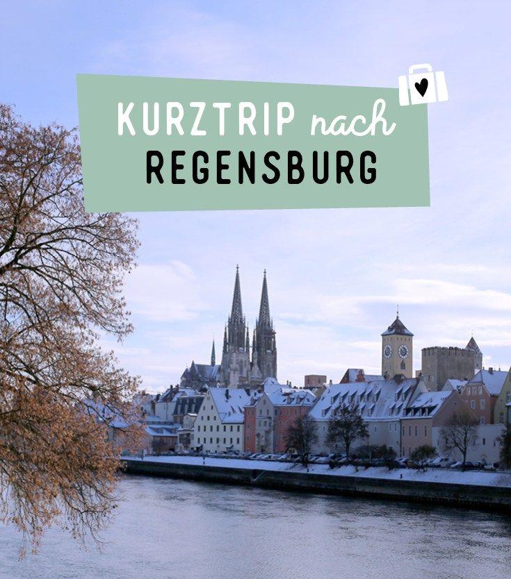 Kurztrip nach Regensburg