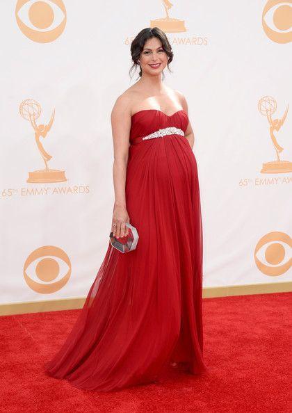 Morena Baccarin in Alexander McQueen - Emmy Awards