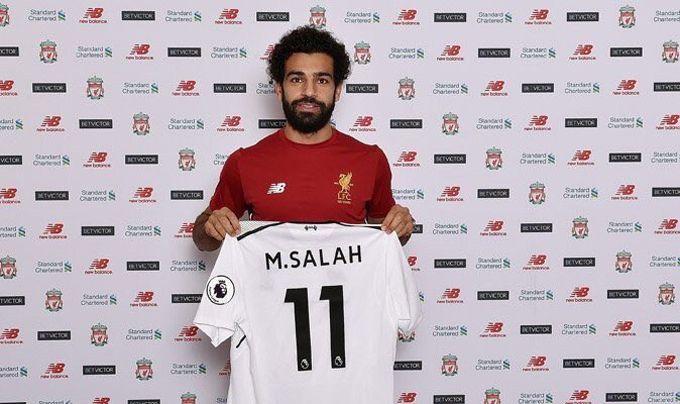 Mohamed Salah jugará con el Liverpool por cinco temporadas #Deportes #Fútbol