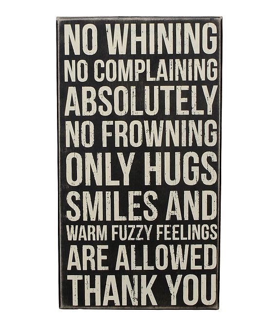 When I have my own counseling office, I should put this in there.....JUST KIDDING!  I just find this sign to be funny.