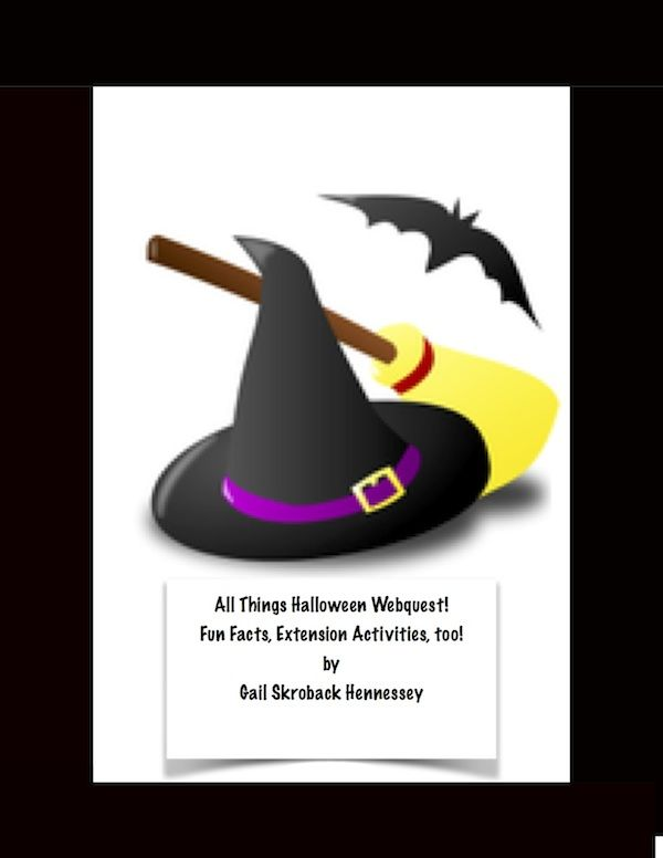 with 12 informational web questions this resource is just the thing to use as a learning tool about the holiday of halloween bats owls pumpkins - Halloween Web Quest