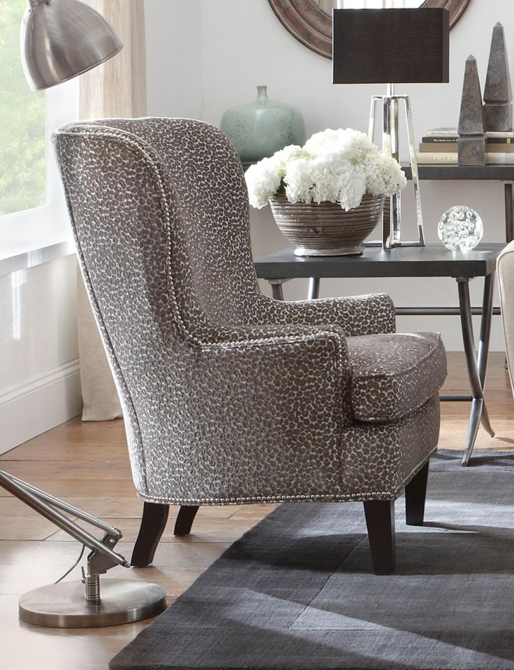 1000 images about accent chairs on pinterest upholstery for High back parsons chair