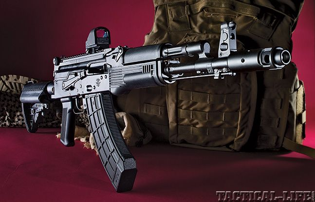 Krebs' AK-103K is an American-perfected 7.62x39mm Russian AK with outstanding accuracy!