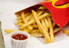 McDonald's has announced that you'll be able to swap fries for a side salad in all of their meals by early 2014. But fast food giants have a tendency to pretend their meals are healthier than they are — does McDonald's mean business?
