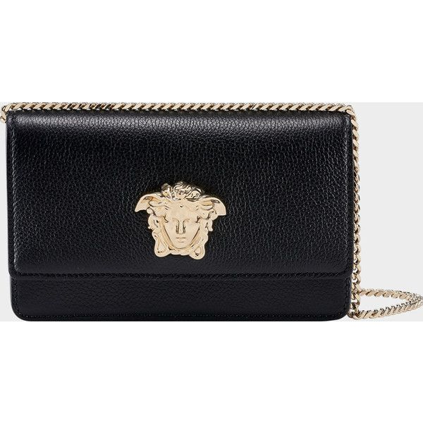 0143ee66d1 Versace Medusa Head Leather Evening Bag for Women | Online Store EU ...