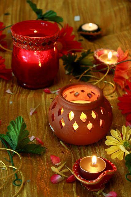 A diya for every kind of festive theme. #FestiveCheer